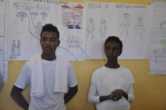 A'AGO Improving Sexual and Reproductive Health and Rights of Afari Adolescents and Youth