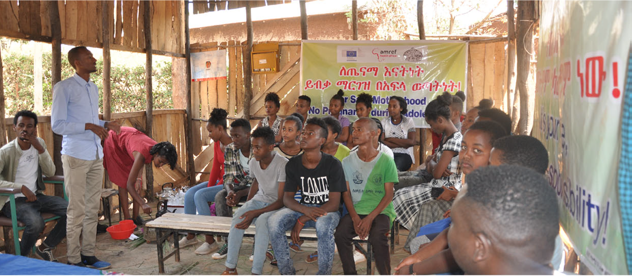 AYAG Well Engaged in ASURE - Youth Focused Project Implementation in SNNPR, Ethiopia