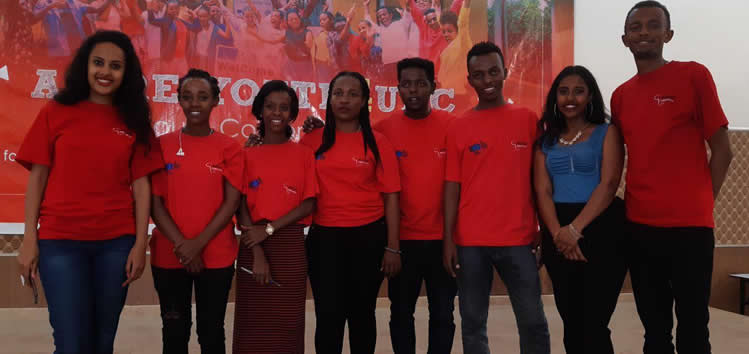 Youth Engagement in Amref Health Africa