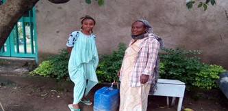 Extension of Water Pipeline Expands Water Access for Households in Dabesoloke Kebele