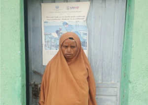 The Power of Engaging Community Workers- Amina's story