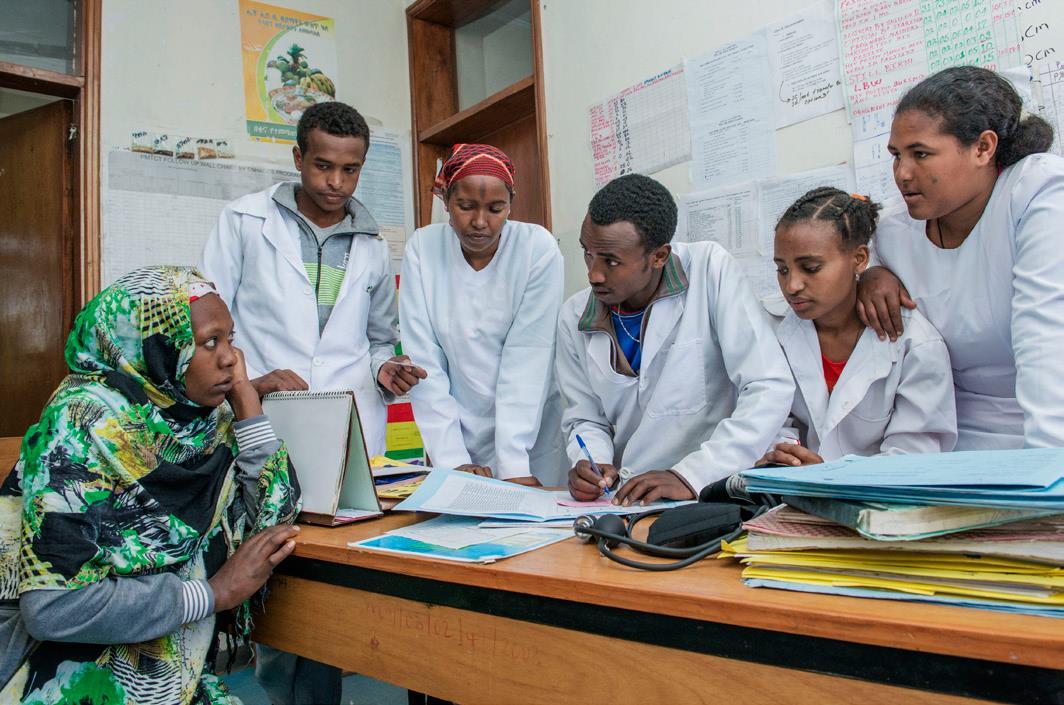 Health Workforce Improvement Program