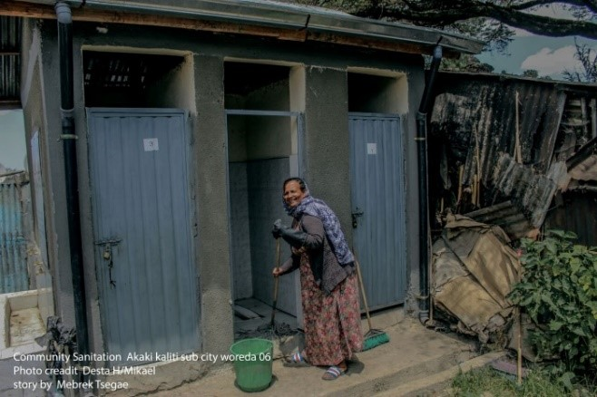 Improving WASH in Slum Communities'