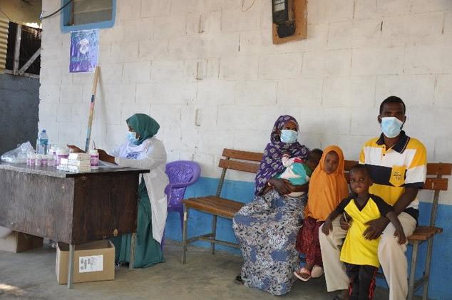 Trachoma Elimination Project