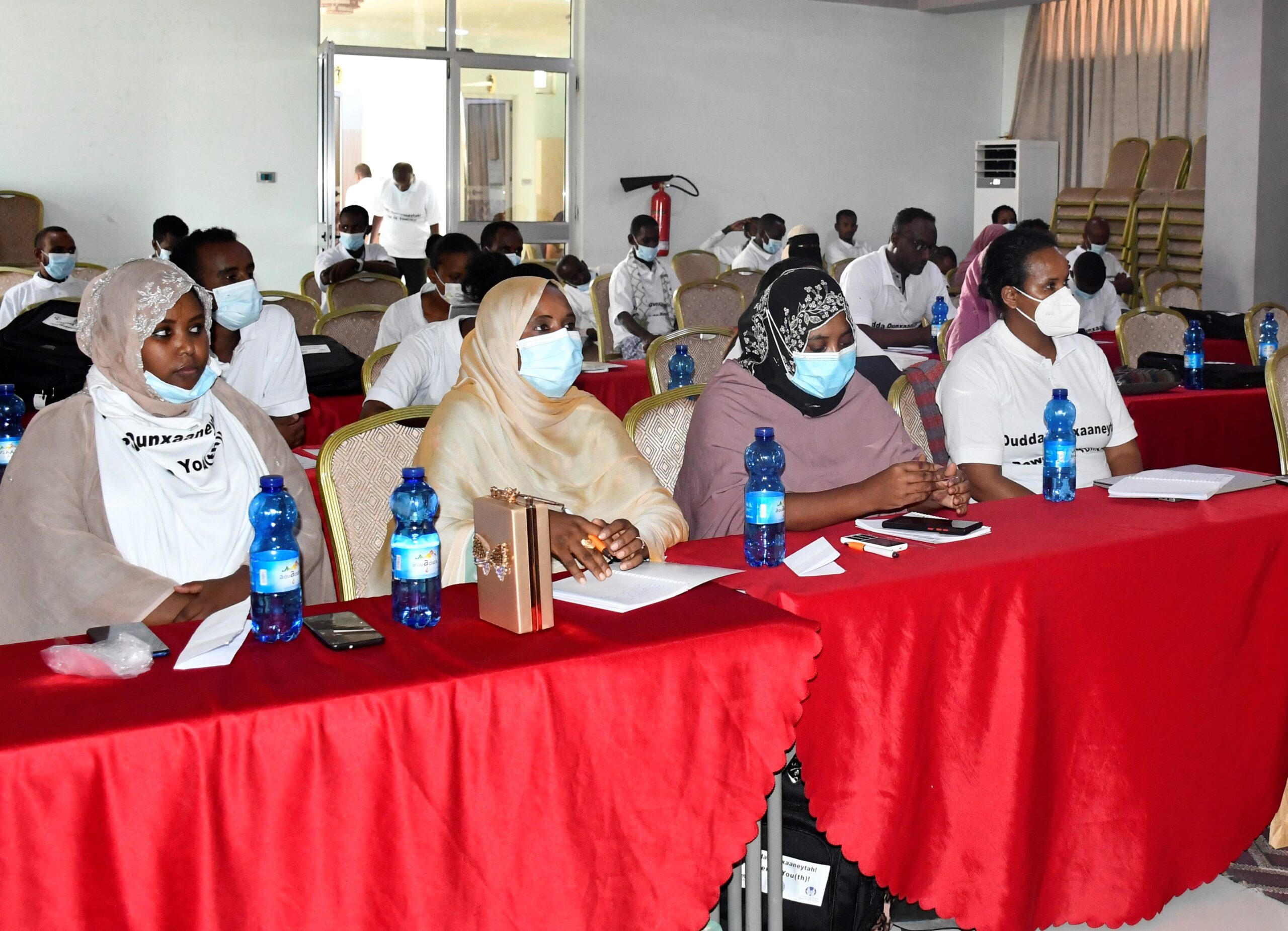 Project launch in Afar