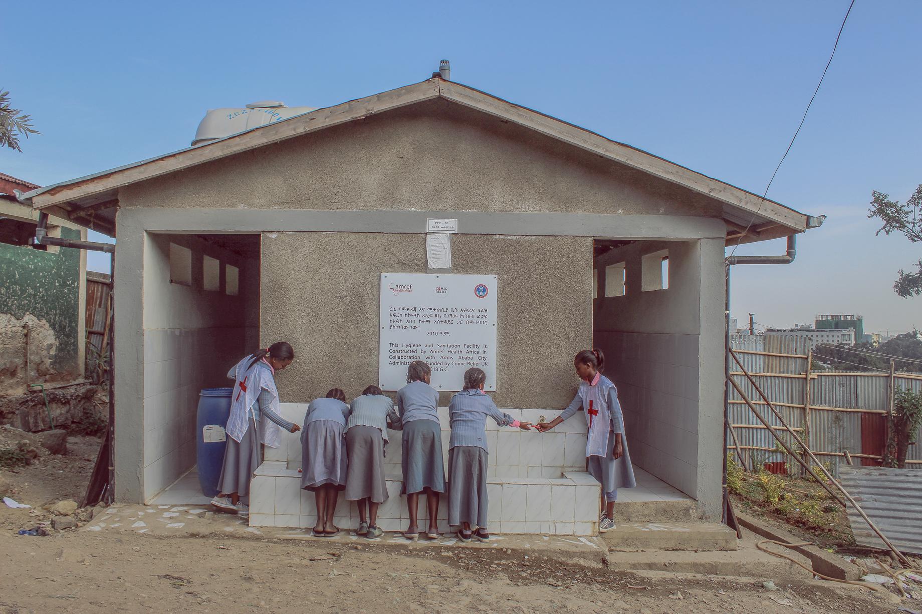 School WASH and Menstrual Hygiene Management