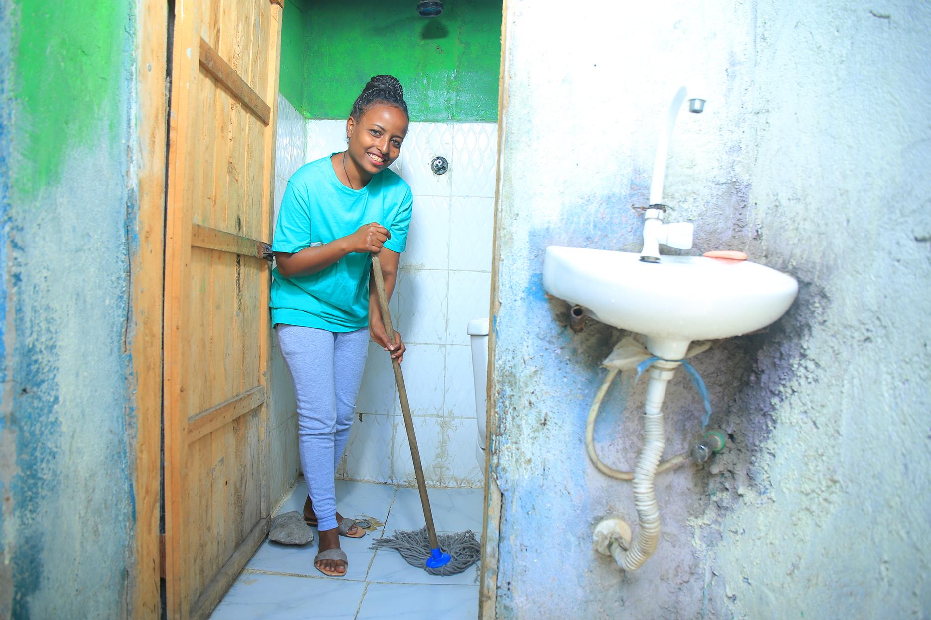 Urban WASH - Amref Ethiopia
