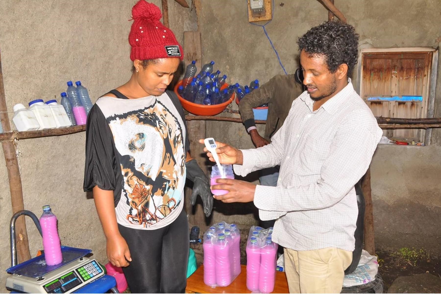 Urban WASH Business Models - Amref Ethiopia