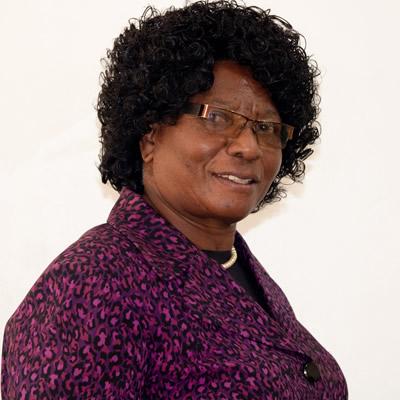 Mrs Dorothy Ngoma