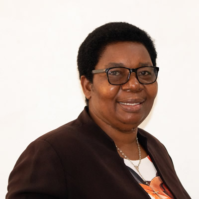 Mrs Immaculate Chamangwana