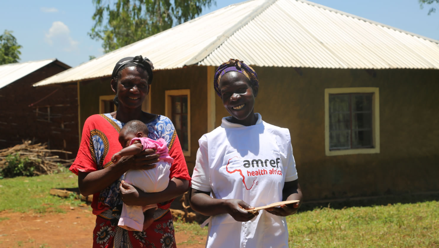 amref health africa position statement on community health workers